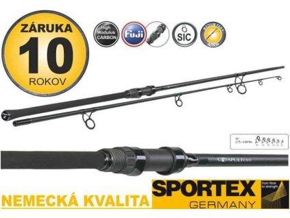 Sportex Prut Catapult CS-3 Stalker 300cm 3,00lb 2-díl