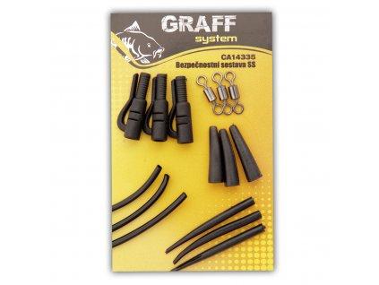 Graffishing Bezpečnostní sestava SS černá