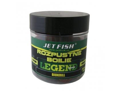 Jet Fish Rozpustné Boilie Biocrab