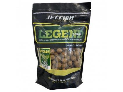 Jet Fish Boilie Legend Range BioCrab