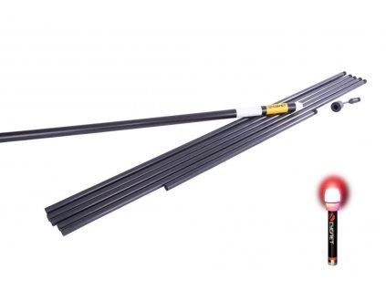 Cygnet Tyčová Bójka se Světýlkem Marker Pole Kit inc Spot Marker 6,5m