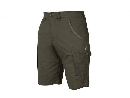 Fox Collection Combat Shorts Green / Silver