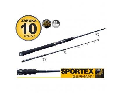 Sportex Prut Halios 2,40m 70-160g 2-díl