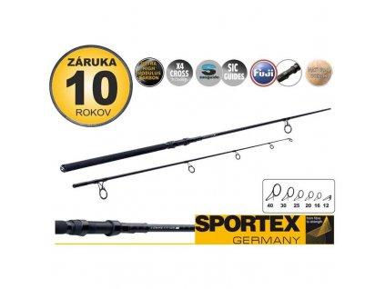 kaprove pruty sportex competition cs 4 breakout 300cm 325lbs