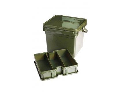 RidgeMonkey Kbelík Compact Bucket Systém 7,5l