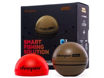 deeper smart chirp 2 nahazovaci sonar