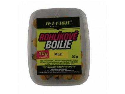 Jetfish Rohlíkové boilie 40g