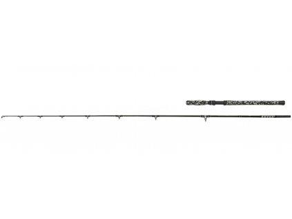 WFT Prut Big Cat Vertical Spin 1,8m 50-210g 2-díl
