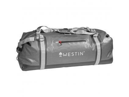 Westin Taška W6 Roll-Top Duffelbag Silver/Grey XL