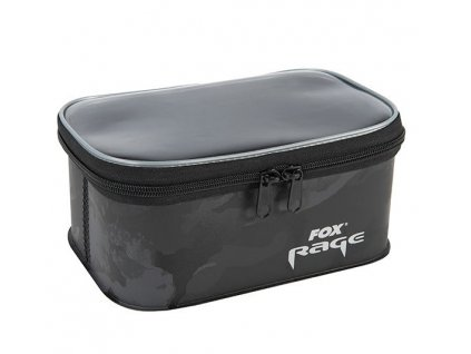 fox rage pouzdro camo accessory bag large