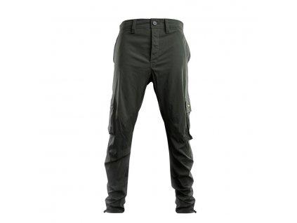 RidgeMonkey Kalhoty APEarel Dropback Cargo Pants Green