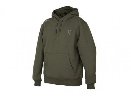Fox Mikina Collection Green & Silver Hoodie