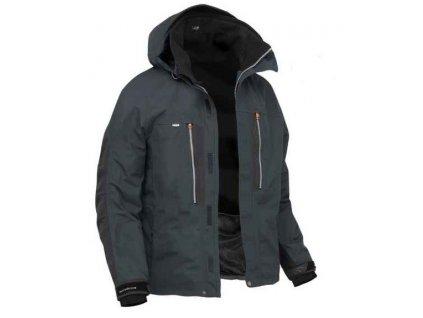 Bunda Geoff Anderson Dozer 6 černá (Velikost S)