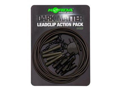 Korda Montáž Dark Matter Action Pack