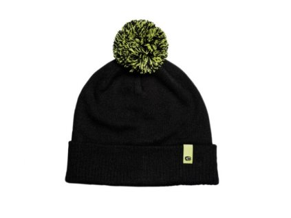 RidgeMonkey Čepice APEarel Dropback Bobble Hat Black