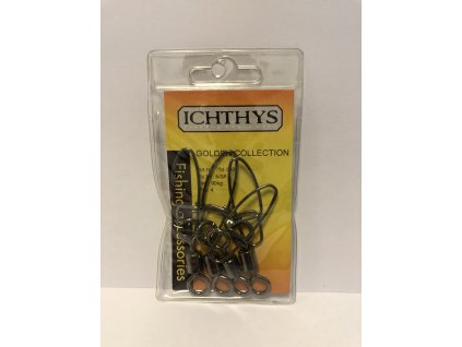 26159 ichthys obratlik s karabinou 6 0