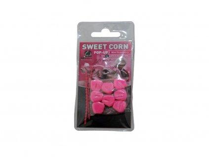 LK Baits Sweet Corn - Wild Strawberry