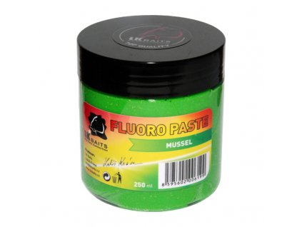LK Baits Boilie Pasta Fluoro - Mussel 250ml