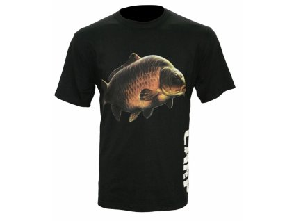 Zfish Tričko Carp T-Shirt Black
