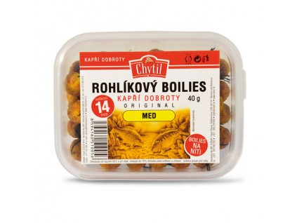 65981 rohlikovy boilies 14 mm 40 g