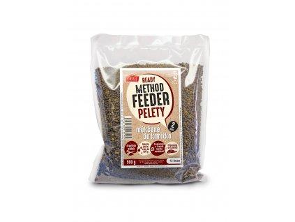 70628 method feeder pelety ready 500 g