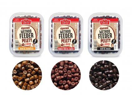 70631 method feeder pelety 9 mm 65 g