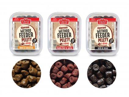 70634 method feeder pelety 15 mm 130 g