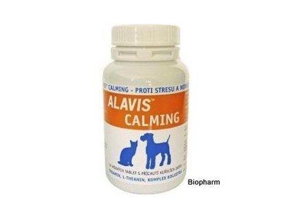 Alavis Calming 30tbl (pro potlačení stresu psů a koček)