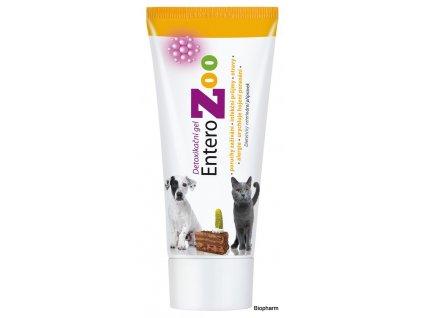 Entero ZOO gel 100g, detoxikační gel