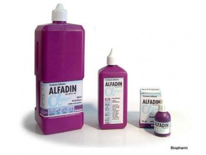 Alfadin 10mg/ml kožní roztok 1000ml
