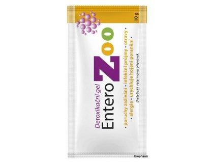 Entero ZOO gel 15x10g, detoxikační gel
