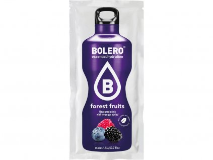 Bolero Instant Drink Forest fruits 9g
