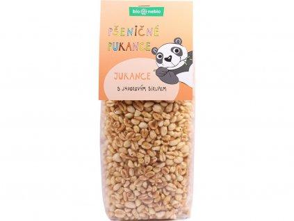 Bio Jukance - pšeničné pukance 130g