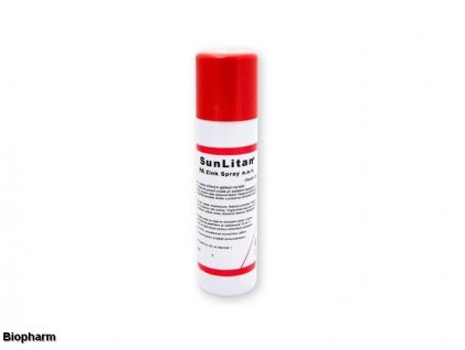 SunLitan PA-Zink spray 150ml