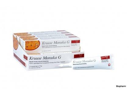 Manuka Honey G gel 15g č.165010