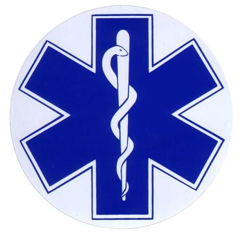 Znáte symboliku znaku záchranářů modrá hvězda života?