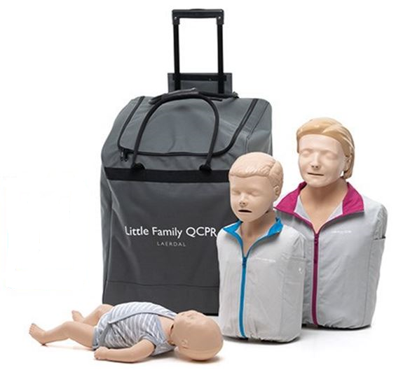 Resuscitační set Laerdal Little Family QCPR