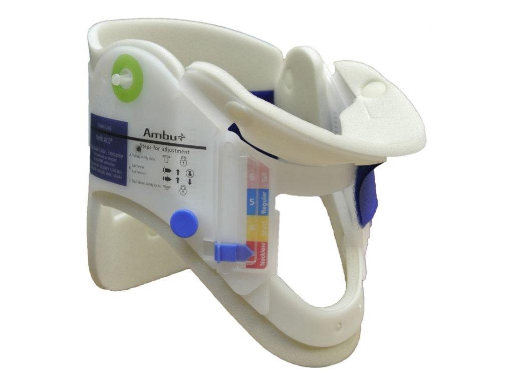 Fixační stavitelný krční límec Ambu Perfit Ace 2 e31317d275