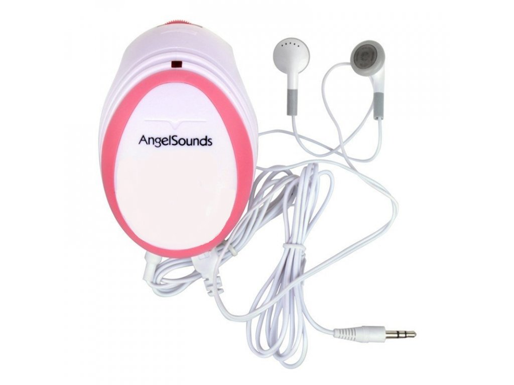 Fetální doppler AngelSounds JPD 100S Mini Smart
