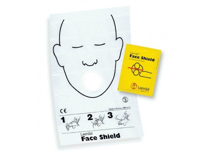 Resuscitační rouška Laerdal Face Shield