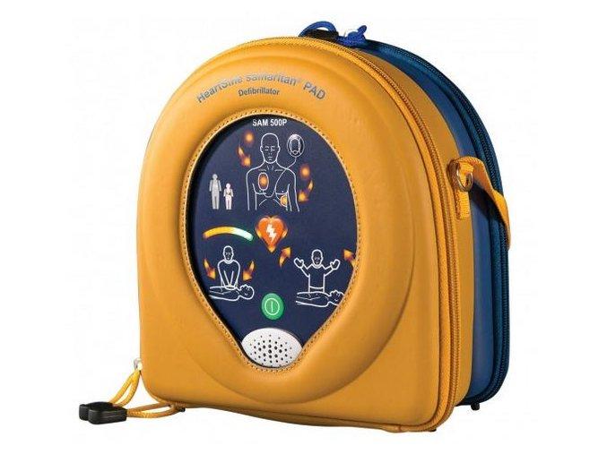 AED defibrilátor HeartSine Samaritan PAD 500P