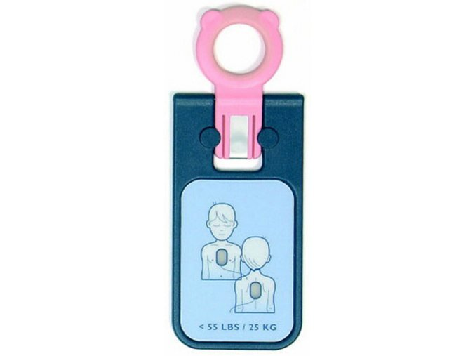 Klíč k defibrilaci dětí pro Philips HeartStart FRx