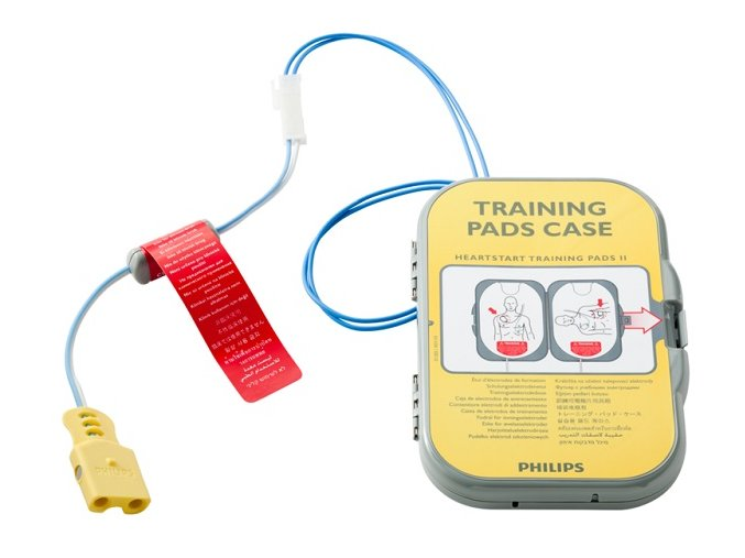 Tréninkové elektrody pro defibrilátor Philips HeartStart FRx