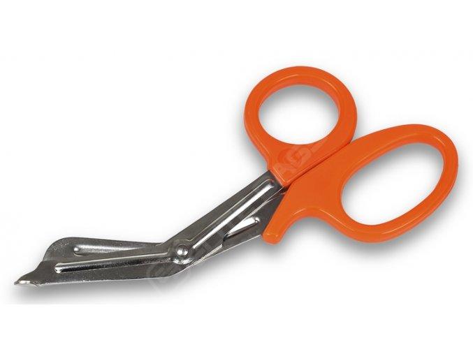 Záchranářské nůžky na obvazy