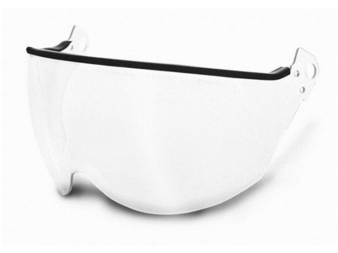 Ochranný štít Vizor V2 na přilbu Plasma transparentní