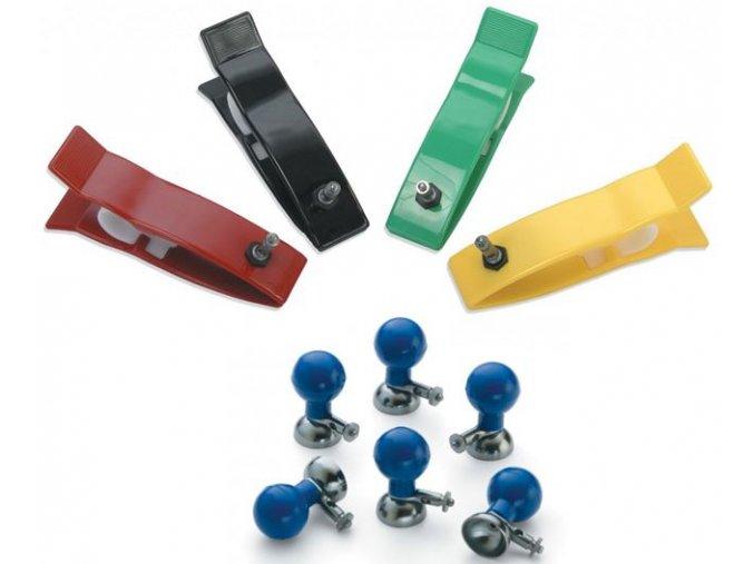 Sada hrudních a končetinových elektrod pro dospělé