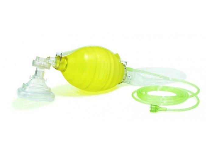 Resuscitační dýchací vak Laerdal s maskou