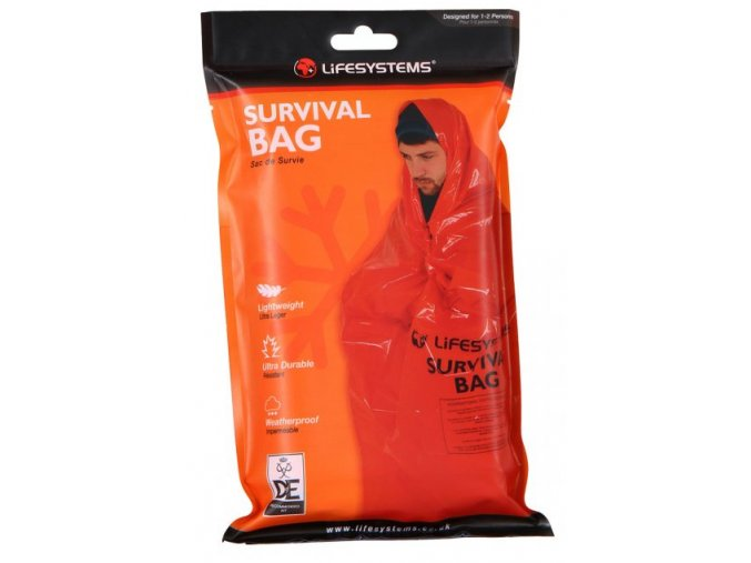 Termoizolační vak Lifesystems Survival Bag