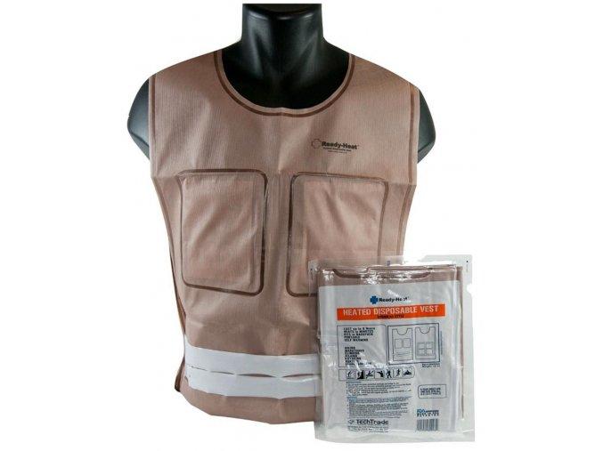 Aktivní ohřívací vesta Ready Heat Overhead Vest