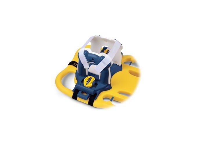 Fixátor hlavy pro páteřní desky SpeedBlocks